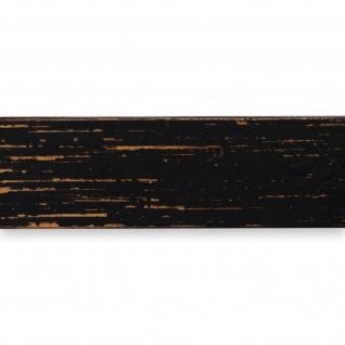 Bilderrahmen Schwarz Antik Vintage Holz Cremona 3, 0 - 40x60 50x50 50x60 60x60 - Vorschau 2