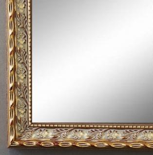 Spiegel Wandspiegel Badspiegel Flur Garderobe Barock Antik Brescia Gold 2, 0