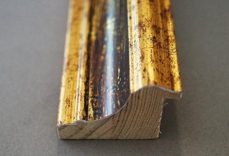Spiegel Wandspiegel Badspiegel Flur Garderobe Bari Antik Barock Gold Braun 4, 2 - Vorschau 4