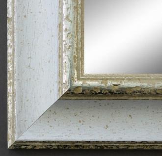 Spiegel Wandspiegel Badspiegel Flurspiegel Antik Barock Acta Weiß Silber 6, 7