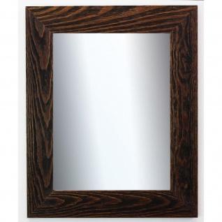 Spiegel Wandspiegel Badspiegel Flur Shabby Chic Landhaus Venedig Braun 6, 8