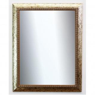 Badspiegel Silber Turin Antik Barock Shabby 4, 0 - NEU alle Größen