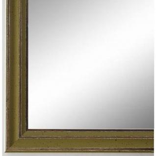 Wandspiegel Spiegel Grün Antik Shabby Holz Cosenza 1, 9 - NEU alle Größen
