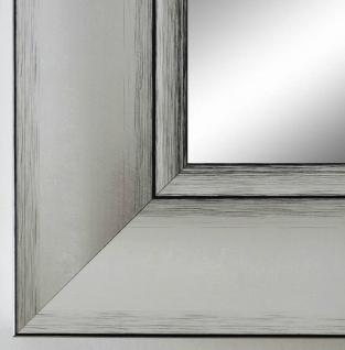 Wandspiegel Hochformat Querformat Bochum Modern Silber 6, 9 - NEU alle Größen
