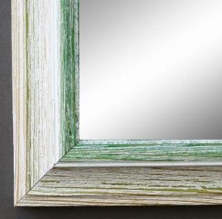 Spiegel Wandspiegel BadFlur Garderobe Landhaus Shabby Bari Beige Grün 4, 2