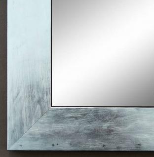 Spiegel Wandspiegel Badspiegel Flur Garderobe Shabby Modern Lecce Silber 3, 9