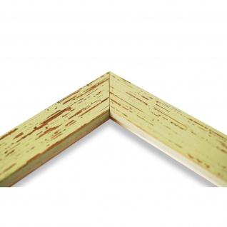 Bilderrahmen Grün Antik Vintage Holz Cremona 3, 0 - NEU alle Größen - Vorschau 4