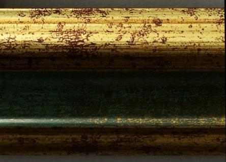 Badspiegel Grün Gold Bari Antik Barock 4, 2 - alle Größen - Vorschau 4