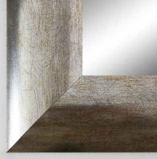 Flurspiegel Silber Magdeburg Modern Shabby 7, 9 - alle Größen