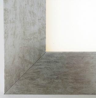 Bilderrahmen Silber Modern Shabby Rahmen Holz Foto Urkunden Landhaus Essen 6, 0