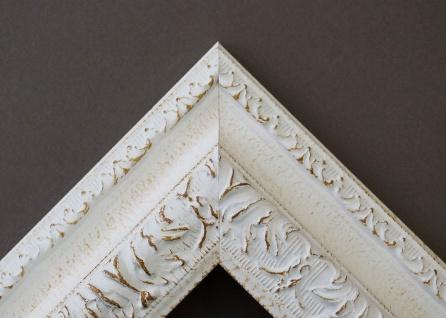 Dekospiegel Weiss Rom Antik Barock Shabby 6, 5 - NEU alle Größen - Vorschau 3