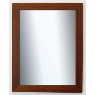 Badspiegel Braun Florenz Landhaus Shabby 4, 0 - NEU alle Größen