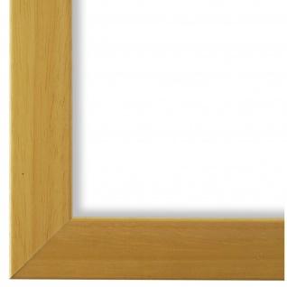 Bilderrahmen Natur Braun Modern Vintage Holz Alba 3, 0 - NEU alle Größen