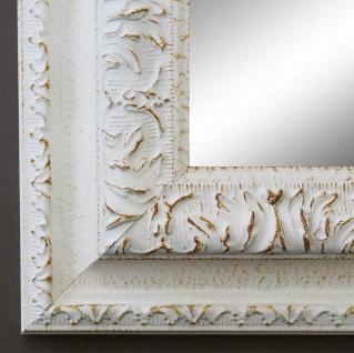 Badspiegel Weiss Rom Antik Barock Shabby 6, 5 - alle Größen
