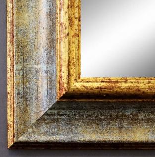 Spiegel Wandspiegel Badspiegel Flurspiegel Antik Barock Acta Grau Gold 6, 7