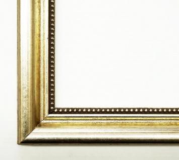 Bilderrahmen Silber Antik Barock Rahmen Holz Foto Urkunden Clever Line 5 2, 8