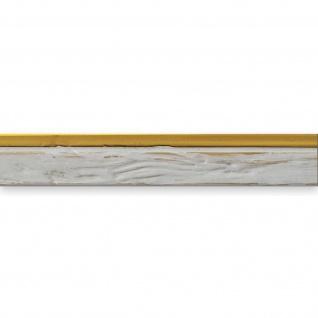 Wandspiegel Spiegel Beige Gold Antik Retro Holz Vasto 1, 8 - NEU alle Größen - Vorschau 2