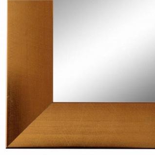 Wandspiegel Spiegel Bronze Modern Holz Bergamo 4, 0 - NEU alle Größen