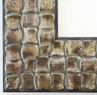 Bilderrahmen Silber Kupfer Modern Shabby Barock Rahmen Holz Art Bremen in 8, 0