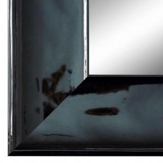 Wandspiegel Spiegel Schwarz Lack Modern Vintage Taranto 7, 5 - NEU alle Größen