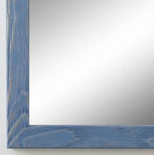 Spiegel Wandspiegel Badspiegel Flurspiegel Modern Landhaus Siena hell Blau 2, 0