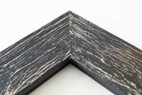 Ganzkörperspiegel Schwarz Capri Rustikal 5, 8 - alle Größen - Vorschau 5
