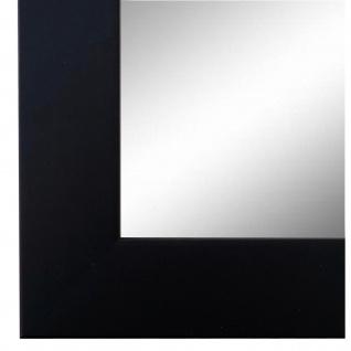 Wandspiegel Spiegel Schwarz Modern Retro Holz Florenz 4, 0 - NEU alle Größen