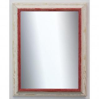 Dekospiegel Beige Rot Bari Antik Barock 4, 2 - NEU alle Größen