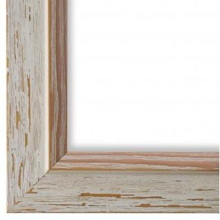 Bilderrahmen Beige Crema Retro Vintage Holz Catanzaro 3, 9 - NEU alle Größen