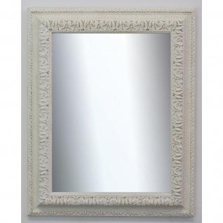 Wandspiegel Weiss Rom Antik Barock Shabby 6, 5 - NEU alle Größen