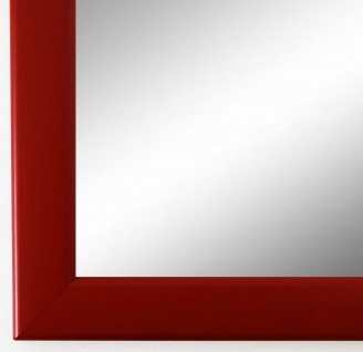 Spiegel Wandspiegel Badspiegel Flur Modern Vintage Shabby Hannover Rot Matt 2, 4