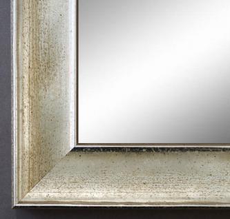 Spiegel Wandspiegel Badspiegel Flur Garderobe Modern Shabby Matera Silber 3, 9