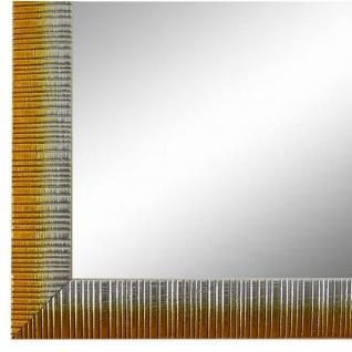 Wandspiegel Spiegel Gelb Silber Vintage Holz Sorrento 2, 5 - NEU alle Größen