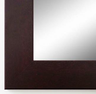 Spiegel Wandspiegel Badspiegel Flur Garderobe Modern Florenz Braun Rot 4, 0