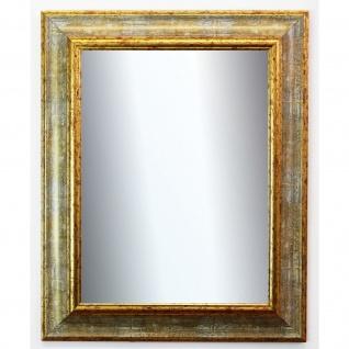 Wandspiegel Grau Gold Acta Antik 6, 7 - NEU alle Größen