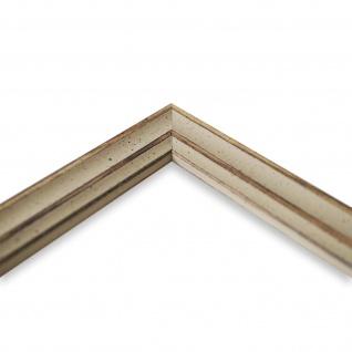 Wandspiegel Spiegel Beige Antik Shabby Holz Cosenza 1, 9 - NEU alle Größen - Vorschau 4