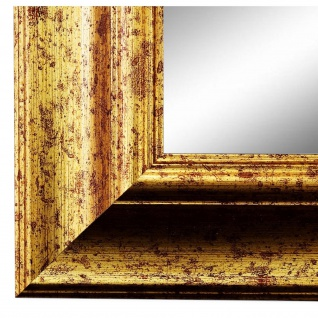 Wandspiegel Spiegel Gold gemasert Klassisch Barock Acta 6, 7 - NEU alle Größen