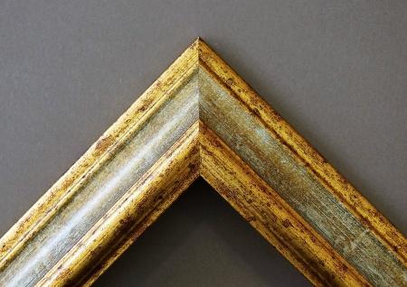 Spiegel Wandspiegel Badspiegel Flur Garderobe Antik Barock Bari Grau Gold 4, 2 - Vorschau 3