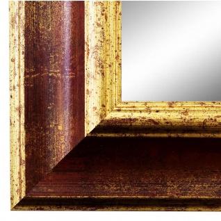 Wandspiegel Spiegel Rot Gold Klassisch Barock Acta 6, 7 - NEU alle Größen