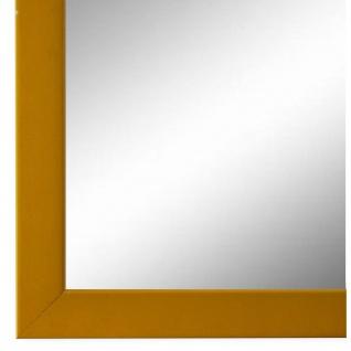 Wandspiegel Spiegel Ocker Modern Holz Asti 1, 7 - NEU alle Größen