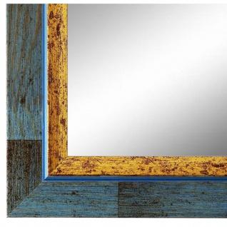 Spiegel Wandspiegel hell Blau Modern Holz Catanzaro 3, 9 - NEU alle Größen