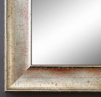 Spiegel Wandspiegel Badspiegel Flur Garderobe Modern Matera Silber Orange 3, 9