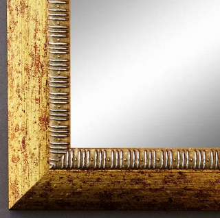 Spiegel Gold Antik Barock Wandspiegel Badspiegel Flurspiegel Verziert Turin 4, 0