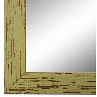 Wandspiegel Spiegel Grün Shabby Antik Holz Cremona 3, 0 - NEU alle Größen