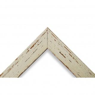 Bilderrahmen Beige Antik Holz Cremona 3, 0 - Din A2 - Din A3 - Din A4 - Din A5 - Vorschau 3