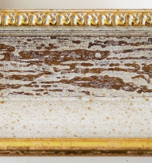 Dekospiegel Beige Braun Monza Antik Barock 6, 7 - NEU alle Größen - Vorschau 5