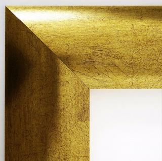 Bilderrahmen Gold Modern Shabby Rahmen Urkunde Holz Magdeburg 7, 9 - alle Größen