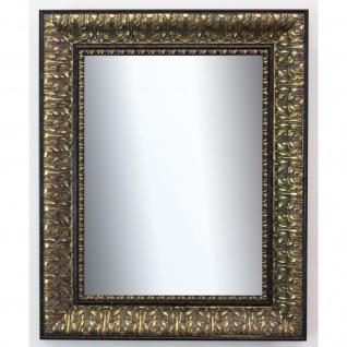 Ganzkörperspiegel Schwarz Gold Ancona Barock 7, 5 - NEU alle Größen