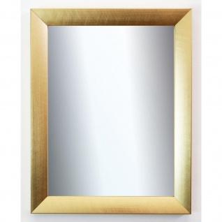 Spiegel Wandspiegel Badspiegel Flur Garderobe Modern Landhaus Bergamo Gold 4, 0