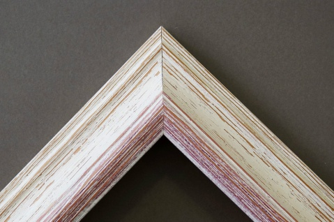 Flurspiegel Beige Rot Bari Antik Barock 4, 2 - NEU alle Größen - Vorschau 3